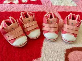 Mothercare shoes size 9mo