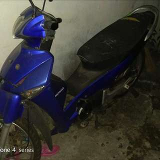 Honda Wave 125(first owner)