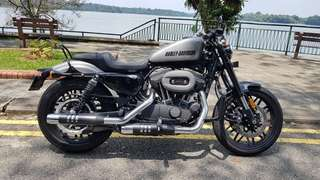 Harley Davidson XL1200CX Roadster
