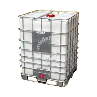 Intermediate bulk container ibc polyethylene pe