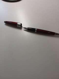 cross ball point pen