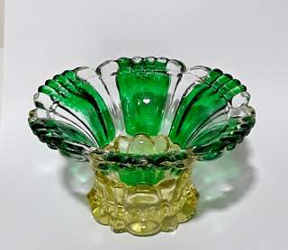 Glass Art - Decorative Glass Bowl
