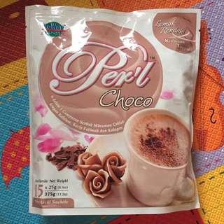🚚 即期特價-馬來西亞🇲🇾power root Per'l choco可可沖泡飲15包/袋