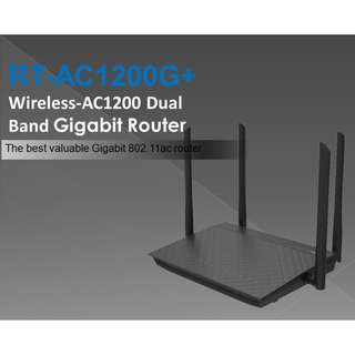 Brand New: ASUS RT-AC1200g+ Router