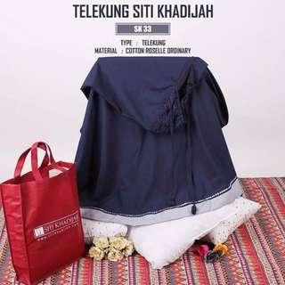 Telekung Siti Khadijah (SK) (PT 3)