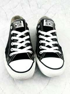 LEATHER CONVERSE ALL STAR