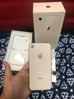 Iphone 8 kredit aeon/ cash