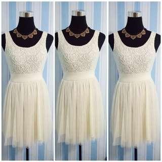 DRESS || Tutu Lace