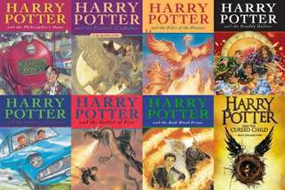 Harry Potter Complete Series - J. K. Rowling