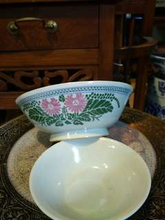 Bowl ceramic china vv