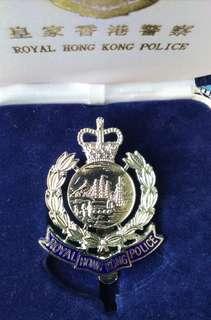 皇家部隊帽徽