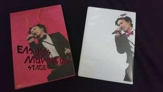 Eason Chan 演唱會 DVD CD 碟 (3 碟) $180