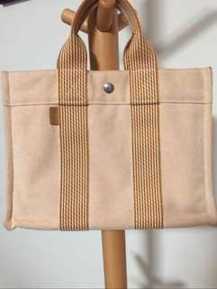 🎈Sale Hermes Canvas Tote