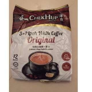 🚚 現貨-馬來西亞🇲🇾空運來台澤合怡保三合一白咖啡-原味