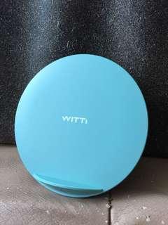 Witti candi wireless charging station