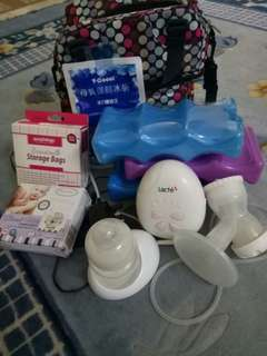 Breastpump lacte solo...