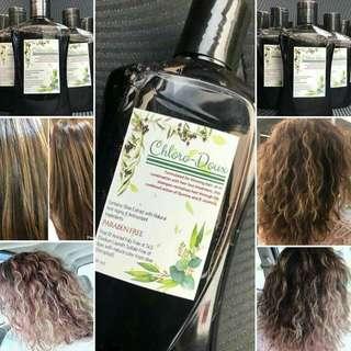 Shampoo manjut sekali mengatasi permasalah rambut