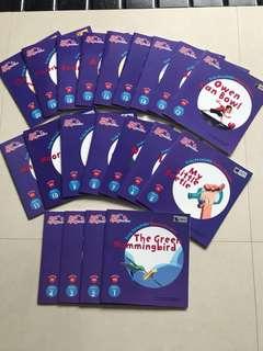 GUG Kindergarten English Phonics Readers