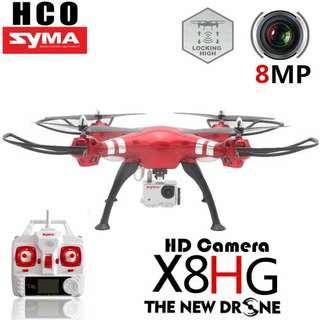 Drone Syma X8HG kredit aja gan