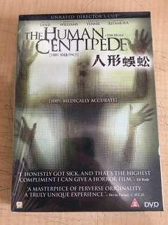 人形蜈蚣DVD