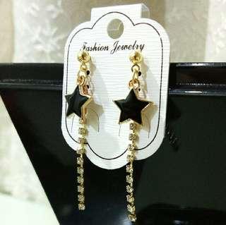 🆕 Star drop earring