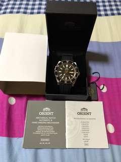 Orient diver watch for sale!