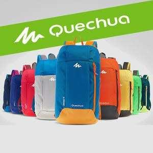 Tas Quechua Arpenaz Ukuran 10L