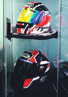 Arai & Shoei Helmet