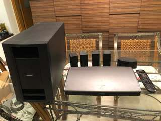 BOSE V35 Home Sound system