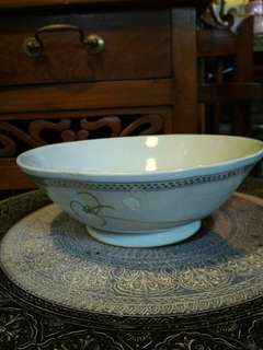 Bowl ceramic china xx