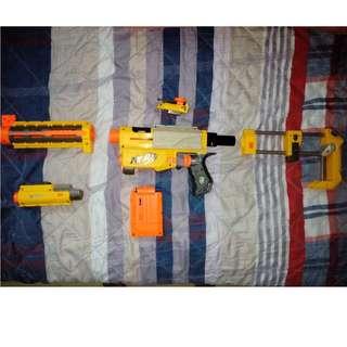 Nerf Blaster N-strike Recon CS-6 Rifle
