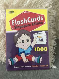 Flashcards singapore edition 1000 words - CD