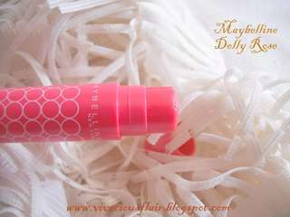 Maybelline New York Tinted Lip Balm Strawberry Dolly Rose