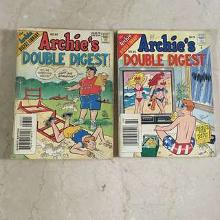 Archie's Double Digest Bundle