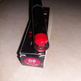 Lip cream matte moreskin
