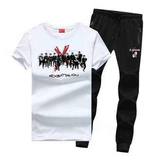 EXBATTALION PANTS SET JLH