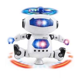 🚚 360 deg. Dancing Robot