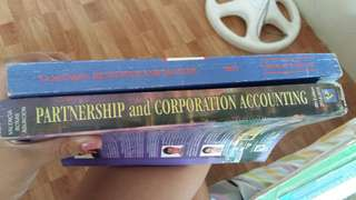 Accounting & Taxation Textbooks