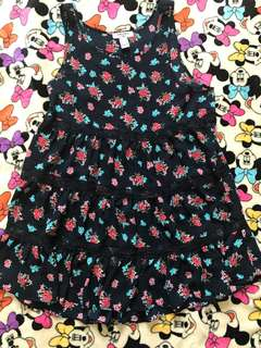 PRELOVED FOREVER21 Floral Top
