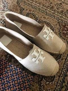 Tory burch espadrille shoe
