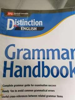 🚚 Distinction English Grammar Handbk