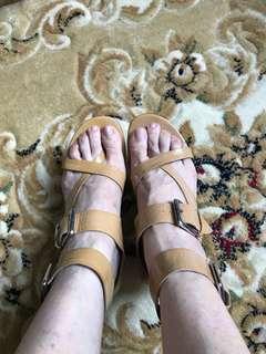 Sigerson morrison 高踭鞋36碼