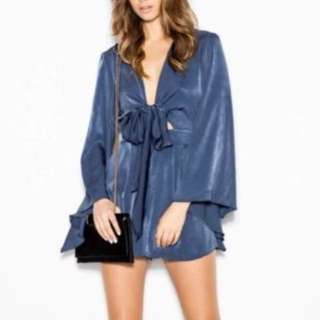 RENT Sheike Ashley playsuit size 8