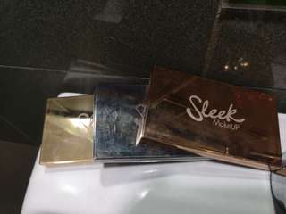 SLEEK HIGHLIGHTER COPPER PLATE