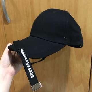 Peaceminusone Long Strap Cap