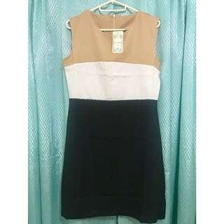 REPRICED! Office Dress - Small to Medium