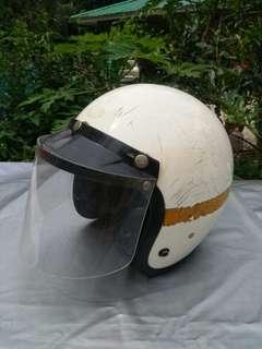 Helmet fiber bell malaya