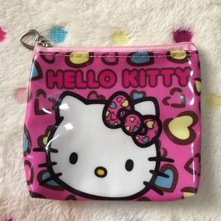 Hello Kitty flat coin purse