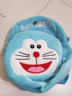 Doraemon and Batman small bag