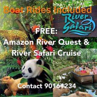 River Safari River Safari River Safari River Safari River Safari
